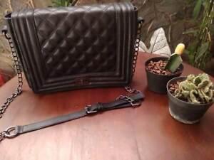 Black Mamba Genuine Leather Bag