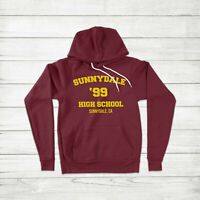 Sunnydale High School Logo Buffy The Vampire Slayer Show Unisex Hoodie Sweater
