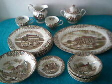 ( 19 ) pieces of Heritage Hall by JOHNSON BROTHERS MADE IN ENGLAND # 4411