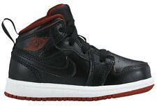 TODDLER AIR JORDAN 1 RETRO MID ATHLETIC SHOE SIZE 8C