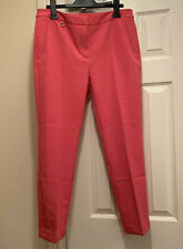 Adrianna Papell NEW Bright Pink Women's Uk 14 USA Size 10 Fitted Workwear $89