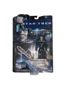 Playmates Toys Star Trek First Contact Commander Deanna Troi Action Figure