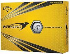 Callaway Warbird Golf Balls, White, One Size