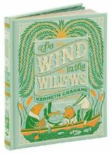 WIND IN THE WILLOWS ~ KENNETH GRAHAME ~ LAVISHLY ILLUS ~ LEATHER BOUND ~ New HC