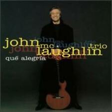 McLaughlin, John trio-qué Alegria CD neuf emballage d'origine