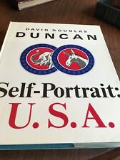 Self Portrait: U.S.A David Duncan 1969 National Conventions, 1st Edition HC, DJ