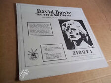 David Bowie - My Radio Sweetheart  Ziggy 1 (1972/73) rare live LP No Tmoq SEALED