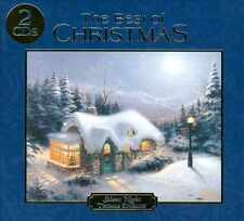 The Best of Christmas: Silent Night Thomas Kinkade (CD, 2012, 2-Discs) New!