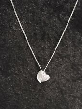 Halskette Engelsrufer Anhänger, Engelsflügel Sterlingsilber  925 für Damen