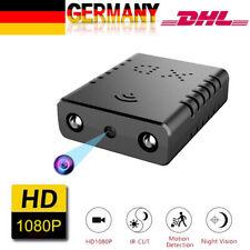 Mini Kamera 1080P HD Überwachungkamera Hidden Spion Kamera Spycam Indoor Neu