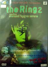 The Ring 2 (Ringu 2) (1999) DVD '0' PAL - Miki Nakatani, Hitomi Sato, Japanese