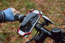 Multi-Use Silicone Phone Band, Phone Holder, Bike Mount, Pram Handlebar Mount