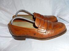 PEPE ALBALADEJO Homme Marron à Enfiler Chaussures Taille UK 6 EU 40 très bon état