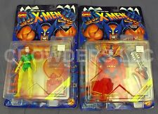 Marvel Comic XMen Phoenix Saga Series GLADIATOR & Jean Grey Figure ToyBiz 95 NIP