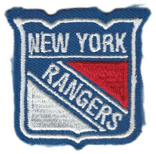 """1998 NEW YORK RANGERS MOLSON CANADIAN BEER OFFICIAL NHL HOCKEY 1.75"""" PATCH"""