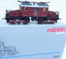 Märklin 3747 H0 E-Lok Eg 2 The DRG Digital Boxed Unrecorded, Metal, Lackblase