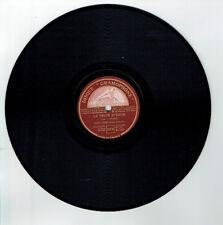 78T LA VEUVE JOYEUSE Disque Phonographe Marek WEBER Orchestre VOIX MAITRE K-7141