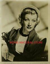 "Barbara Cummings Lilli Marlene Original 8x10"" Photo #L3188"