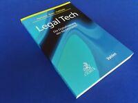 Legal Tech von Halbleib, Bues und Hartung (2017, Taschenbuch)