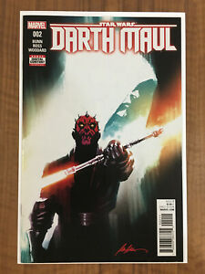 Star Wars Darth Maul #2, 1st Print, 1st Appearance Cad Bane, VF Condition