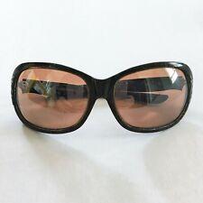 Oakley EMBRACE Sunglasses 05-847 Sable Brown Tortoise w/ Polarized UV block Lens