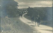 More details for field ambulance on trek 1913 military postcard church of scotland guild series