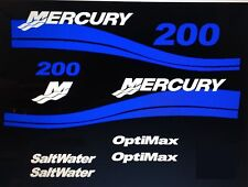 Mercury Outboard Motor BLUE 90 HP -  275 hp  Optimax  OR  EFI  Saltwater