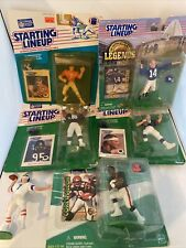 Starting Lineup Action Figures Lot of 6 NFL
