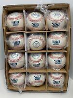 12 Spalding Baseballs Model 500 NFHS 41-101HS, BRAND NEW!