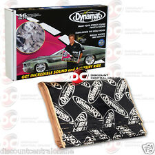 NEW DYNAMAT 10455 XTREME SOUND DAMPENING  BULK PACK 9 SHEETS 36 SQ FT