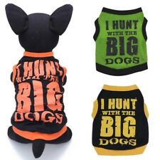 Summer Small Pet Clothes Dog T-shirt Vest Cat Puppy Chihuahua Clothing Cute N09