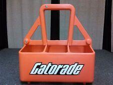 Gatorade 6 Pack 32 oz Sport Water Squeeze Bottle Carrier Holder Case Tote