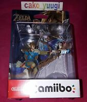 FIGURINE AMIIBO LINK ARCHER BREATH OF THE WILD NEUVE NEW NINTENDO