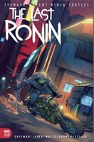 🚨🐢 TMNT THE LAST RONIN #1 BEN BISHOP Back Blank Exclusive Ltd 500 PRE-SALE‼️