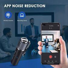 Lewinner Wireless Lavalier Microphone Bluetooth Lapel Clip-on Mic RRP 99.99