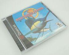 Sega Dreamcast Sega Marine Fishing - Brand New Factory Sealed NICE