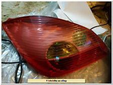 Holden XC Tigra LH Left Tail Light 2005 2006 Pink Type Lamp Genuine GM Opel L
