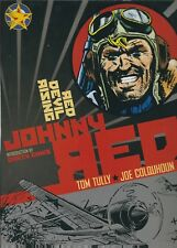 JOHNNY RED: RED DEVIL RISING (2012) HARDCOVER BOOK TITAN BOOKS V/F+