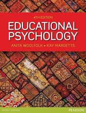 NEW - FAST to AUS - Educational Psychology by Anita Woolfolk (4 Ed)