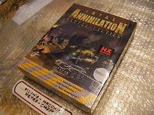 Total Annihilation Battle Tactics UK-ESP-ITA PC CD WINDOWS BIG BOX NEW SEALED!