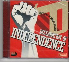 (FP581) NME, Declaration Of Independence The Sound Of Domino - sealed CD