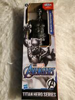 Avengers Marvel Titan Hero Series Black Panther Action Figure Hasbro Brand NEW