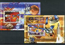 Burundian Sheet Space Postal Stamps