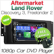Car DVD Player Land Rover Discovery 3 Freelander 2 Stereo Radio USB MP3 CD AT