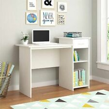 Student Desk Computer Home Office Workstation Study Table Dorm Wood Modern
