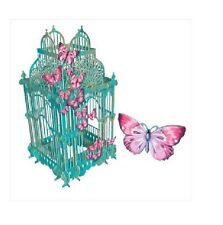 Paper D'Art 3D Greeting Card - THE BUTTERFLY CAGE - #PPDT-3D007