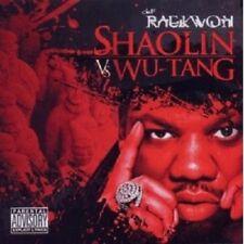 RAEKWON - SHAOLIN VS WU-TANG  CD NEW+