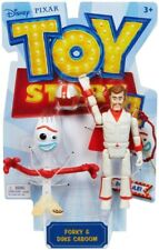 MATTEL GDP71 TOY STORY 4 6INCH FORKY AND DUKE CABOOM FIGURES