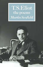T. S. Eliot: The Poems (British and Irish Authors)-ExLibrary