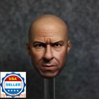 "KUMIK 1//6 Mr Bean Head Sculpt Rowan Atkinson pour Hot 12/"" Toys figure masculine ❶ USA ❶"
